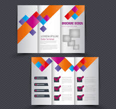 brochure templates adobe illustrator free adobe illustrator promotion template free vector