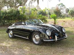 vintage porsche 356 1958 porsche 356 speedster by intermeccanica vintage motors of