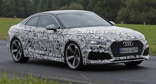 audi rs5 coupe scoop all audi rs5 coupe gets in shape