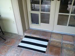 installing pet door in glass door doogie doors u0026 the most secure pet door