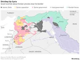Map Of Israel And Syria by Israel Wants Seat At Table As Powers Seek End To Syria War