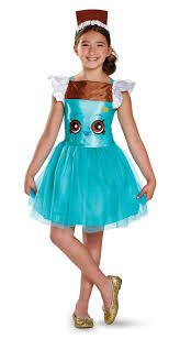 girls halloween costumes kids cheeky chocolate shopkins girls costume 37 99 the