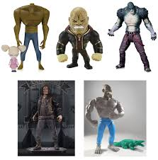 Killer Croc Halloween Costume Learning Love Squad U0027s Killer Croc Completeset