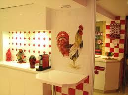 modele de cuisine provencale decoration provencale pour cuisine cuisine rouge 12 deco lyon