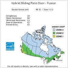 Energy Star Patio Doors Hybrid Sliding Patio Door Portes U0026 Fenêtres 440 Laval