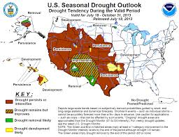 Oregon Drought Map by Foresthill Weather Com Nws Climate Prediction Center