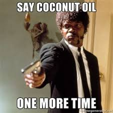Coconut Oil Meme - funny coconut oil meme beautymunsta