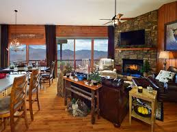 grandview luxurious cabin lodge with pano vrbo
