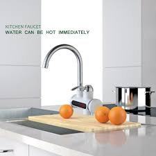 Water Faucets Kitchen Popular Electric Water Faucet Kitchen Buy Cheap Electric Water
