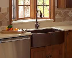 Copper Sink And Copper Hammered Sinks Farmhouse Sink - Copper sink kitchen