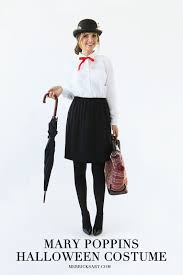Halloween Costumes Mary Poppins 25 Easy Halloween Costumes