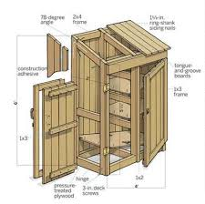 Plans To Build A Wooden Storage Shed by How To Build A Garden Tools Shed Gardens Illustrations And Storage