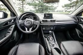 Mazda 3 Interior 2015 2014 Mazda 3 S Touring Four Seasons Wrap Up