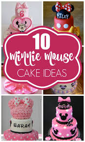 minnie mouse cake 10 cutest minnie mouse cakes everyone will pretty my party