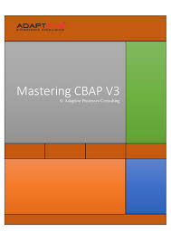 free cbap v3 study guide