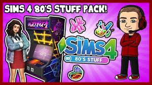 sims 4 80 s stuff pack ideas
