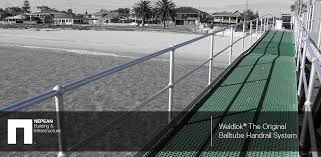 Galvanised Handrail Perforated Metal Grating Handrail Drainage Steel Lintels