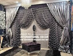 Luxury Grey Curtains Luxury Italian Drapes Curtain Design For Living Room
