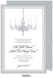 formal invitations grey business invitations classic grey corporate stationery invites