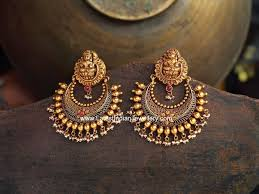 chandbali earrings 48 best chand bali images on bali indian jewelry and