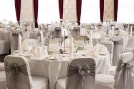 and silver wedding hotel wedding venue in leicester mercure leicester