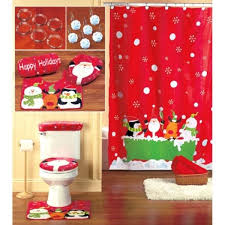 ideas on how to decorate your bathroom for christmas beach
