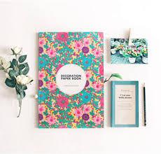 the magic notebook deco paper