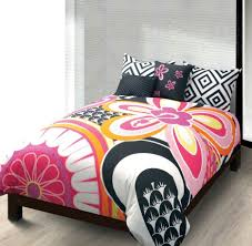 Teen Floral Bedding Trendy Teen Bedding Floral Bedding Featuring Wooden Bed And