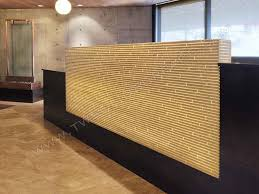Acrylic Reception Desk Plywood Reception Desk U2013 Valeria Furniture