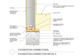 types of foundations for homes sips construction details sipa structual insulated panel