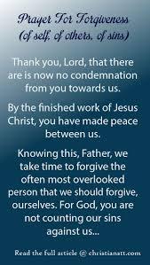 25 best prayers for forgiveness ideas on pinterest faith prayer