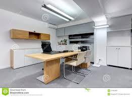 modern office desk stock image image of room office 51935583