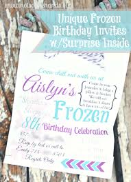ice skating birthday party invitations unique frozen birthday party invites with treat inside party part 2