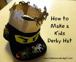 how to celebrate kentucky derby with kids