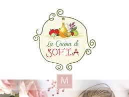 food logo restaurant logo natural food italian food