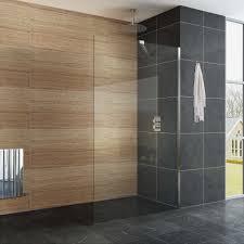 P Baths Decorative Shower Glass Panel Diy Bath Panel Single Panel Glass