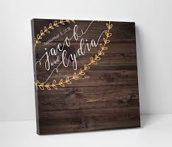 personalized guestbook alternative wedding guest book board personalized guest book