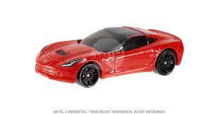 hotwheels corvette stingray 14 corvette stingray wheels model