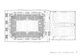 Stadium Plan Gallery Of Ice Hockey Stadium Of Ondrej Nepela Fischer