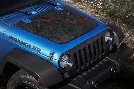 jeep rubicon black 2016 jeep wrangler embraces black bear edition it just got more