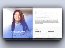 Resumes Online Templates 10 Free Bootstrap Html Online Resume Templates For Cv Website 2016