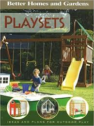 Amazon Backyard Playsets by Playsets Better Homes U0026 Gardens Better Homes And Gardens