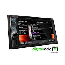 dnx 4250dab double din dab navigation system with built in b
