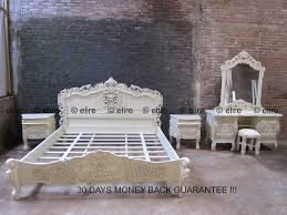 White Cream Bedroom Furniture by French Cream Bedroom Furniture Eo Furniture