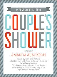 couples wedding shower invitations couples bridal shower invitations gangcraft net