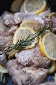 comment cuisiner le tendron de veau tendron de veau au citron et romarin dans ma cuisine