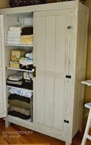 designdreams by anne ikea hack wardrobe to vintage linen cupboard