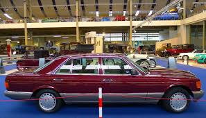 mercedes 420sel 1988 mercedes 420sel side view cars today
