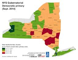 New York Map State by Nyc Election Atlas Maps