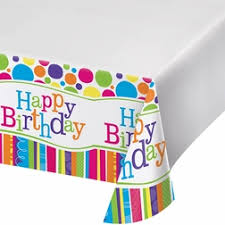 Party Table Covers Wholesale Tablecloths For Birthday Party Napkins Com